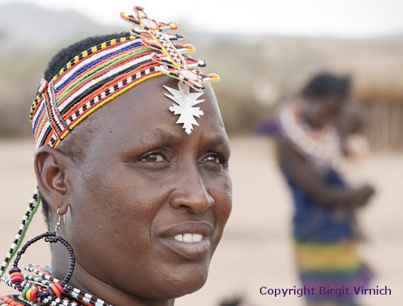 Freude in Afrika