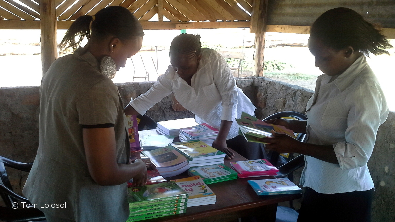 Eine Schule für Umoja