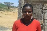 Stipendium für Everlyne Nkopita