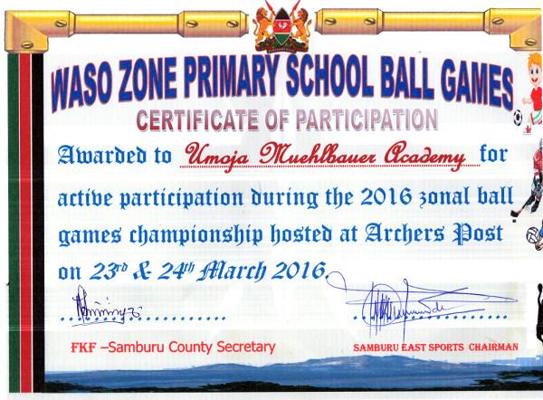Ein tolles Ergebnis beim Schulsport-Wettbewerb