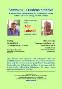 Poster-Tom April 2018 Bonn