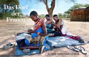 ELTERN FAMILY_122018_Das Dorf der Frauen